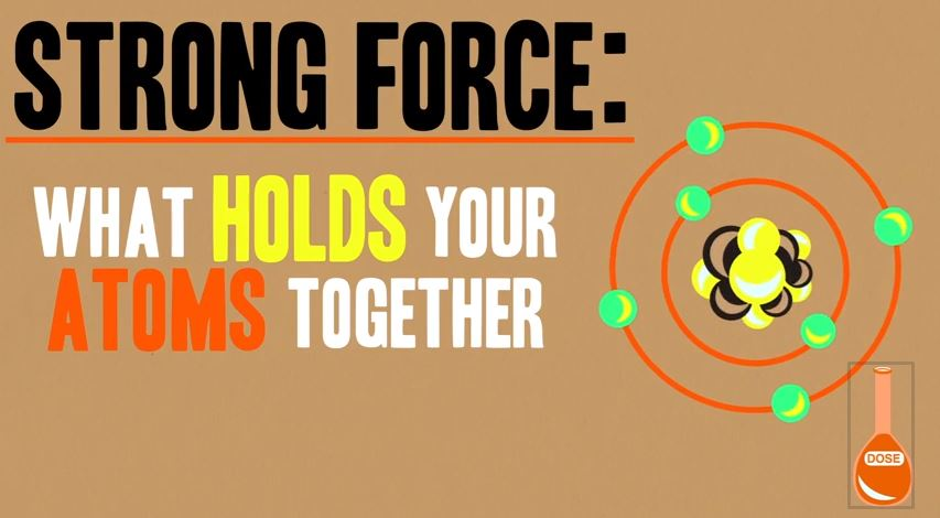 Science Saturday - Strong Force