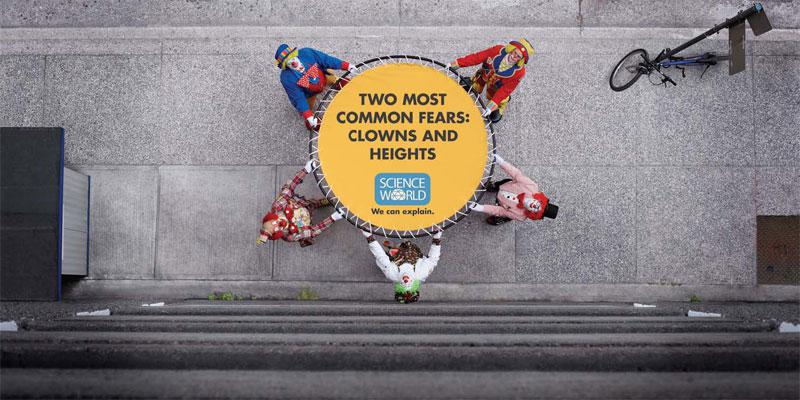 Science World - Clowns
