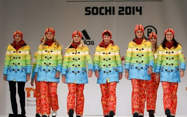 German Olympic Team Uniform_2