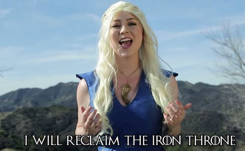 Game of Thrones Parody