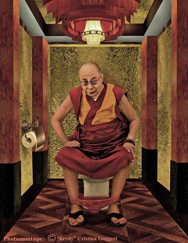 cristina-guggeri-dalai-lama-world-leaders-pooping-the-daily-duty
