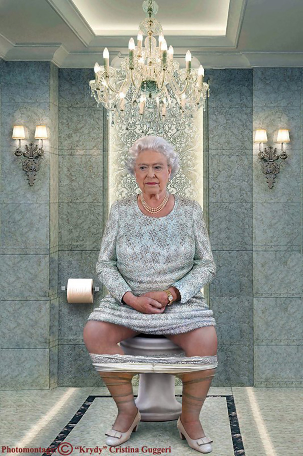 cristina-guggeri-queen-elizabeth-world-leaders-pooping-the-daily-duty